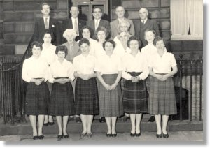 Salen Choir 1960