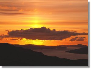 A Mull sunset